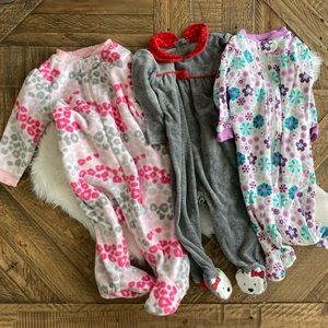 Baby Girl Bundle of One Pieces